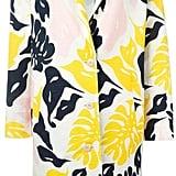 Cédric Charlier floral print midi coat ($1,480)