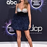 Heidi Klum at the 2019 American Music Awards