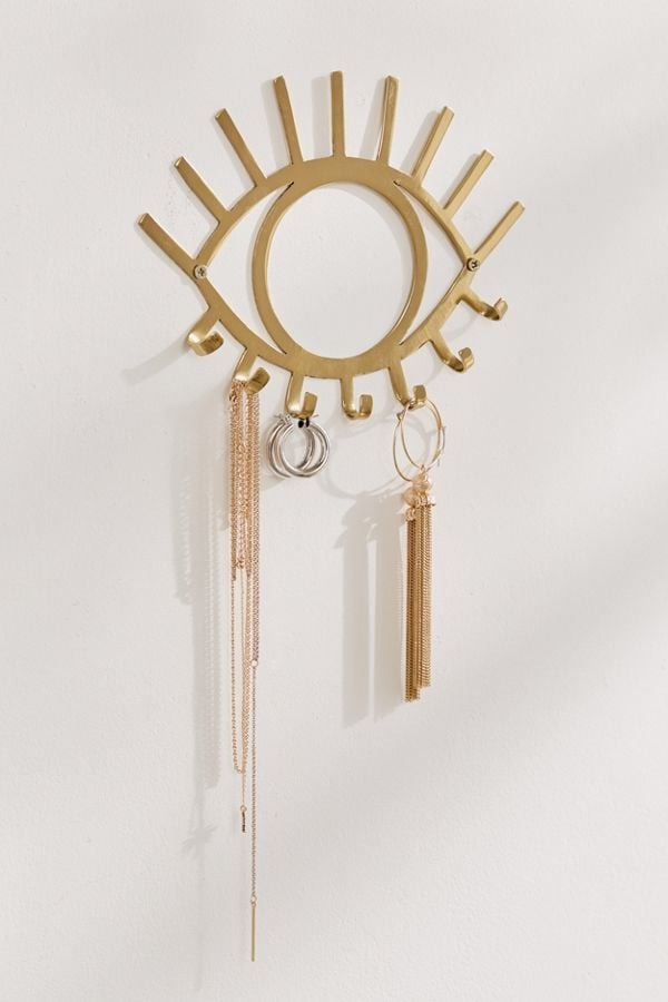 Eye Multihook Jewelry Hanger
