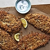 Matzo-Crusted Chicken