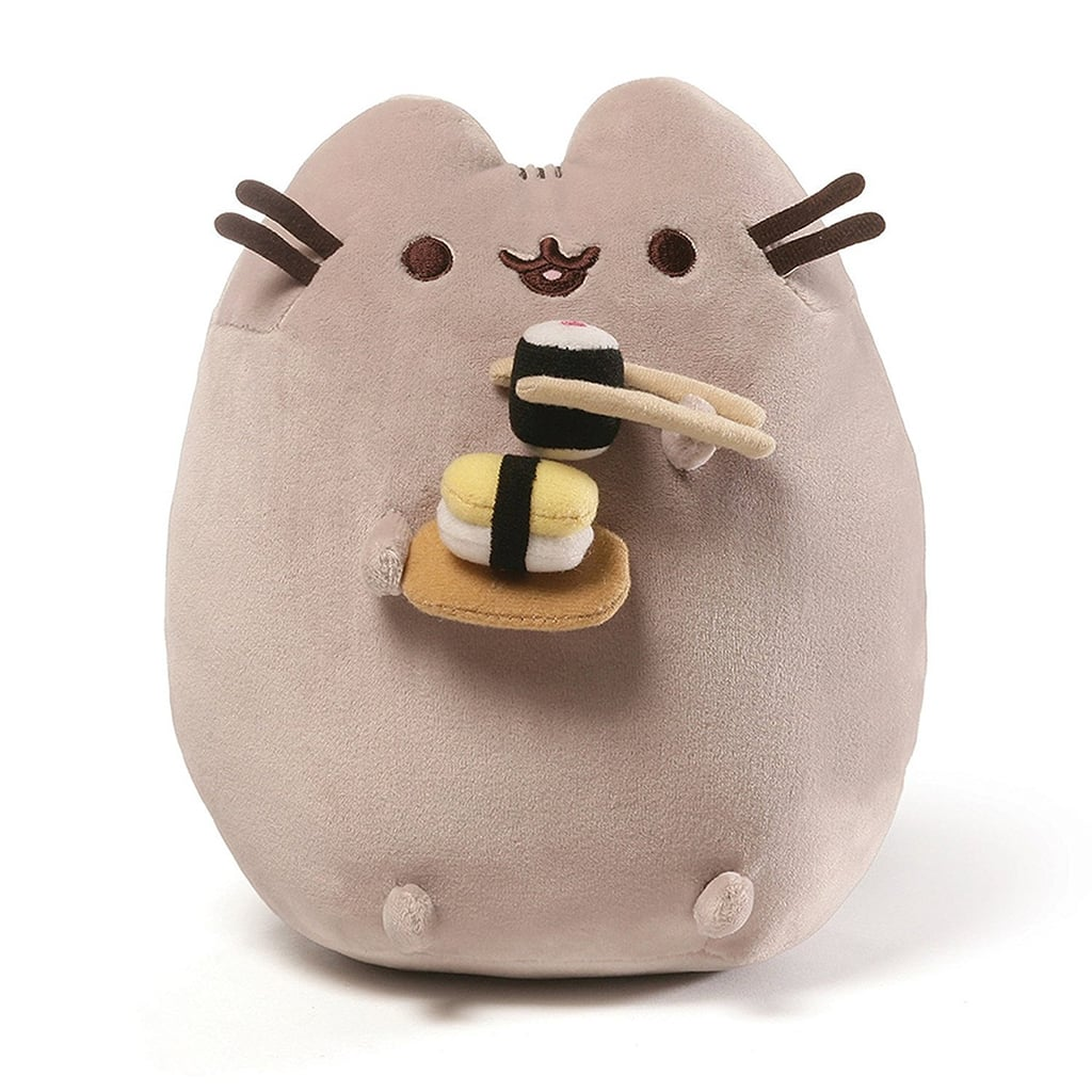 Gund Pusheen Snackables Sushi Cat Plush Stuffed Animal