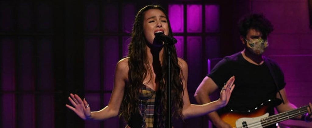 "Olivia Rodrigo's Plaid Set For SNL ""Good 4 U"" Performance"