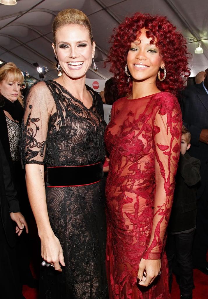 Pictures of 2010 AMA Ladies Red Carpet