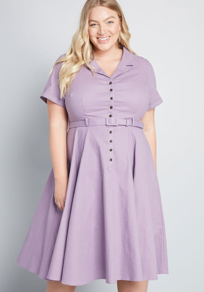 Rapunzel: Collectif x MC Cherished Era Shirt Dress