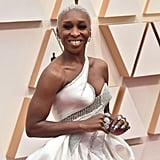 Cynthia Erivo at the Oscars 2020