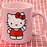 Hello Kitty Pink Ceramic Mug ($9)