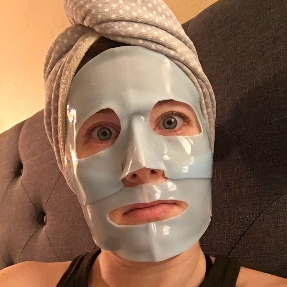 Dr. Jart Rubber Mask Review