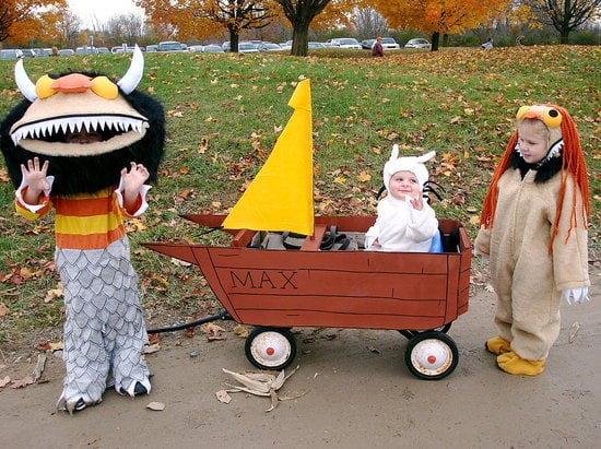 Where the Wild Things Are Halloween Costumes