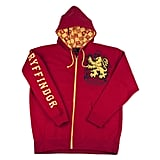 Harry Potter Gryffindor Hooded Sweatshirt ($60)