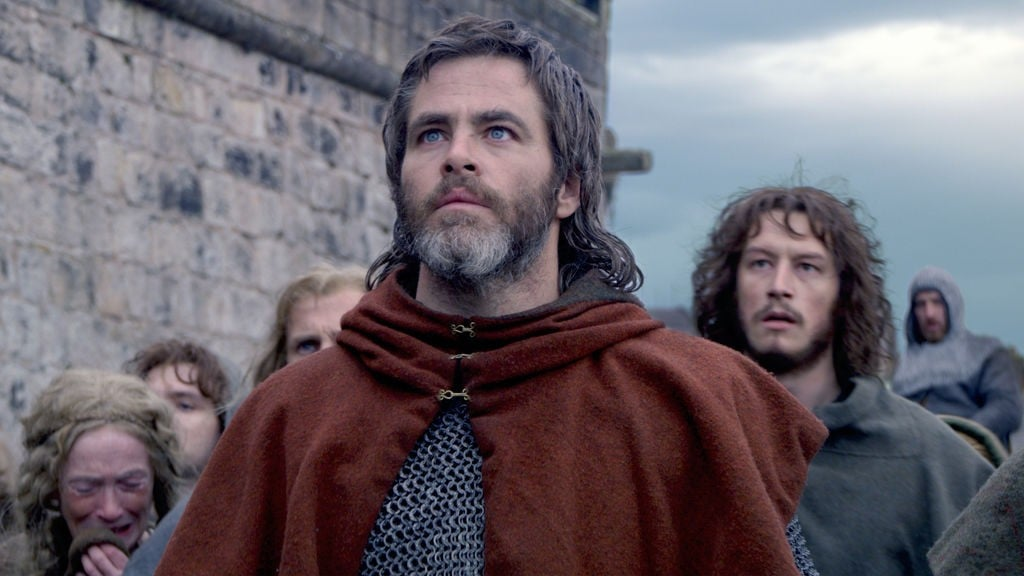 Reactions to Chris Pine's Nude Scene in Outlaw King