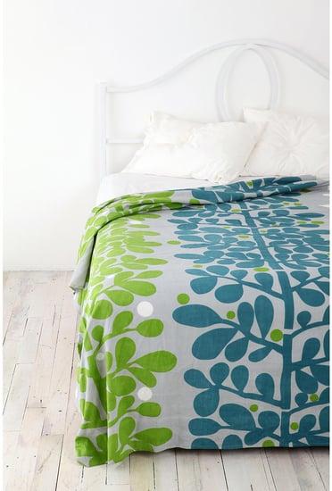 Dot Leaf Tapestry ($36)