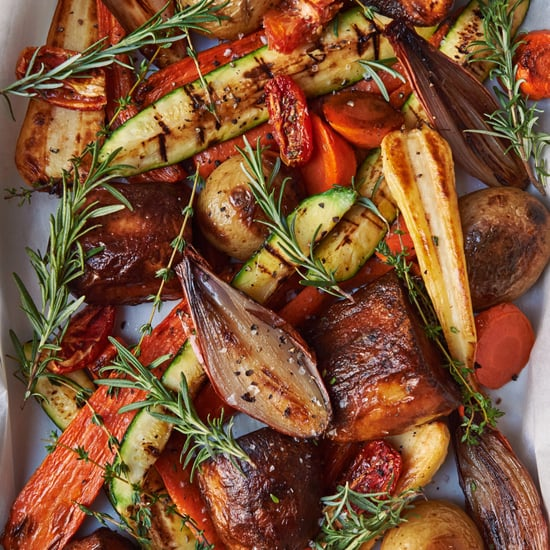 Rosemary and Thyme Roasted Vegetables
