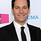 The always dreamy and hilarious Paul Rudd works it at the CCMAs.