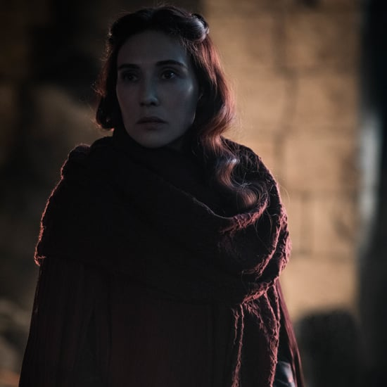Davos and Melisandre's History on Game of Thrones