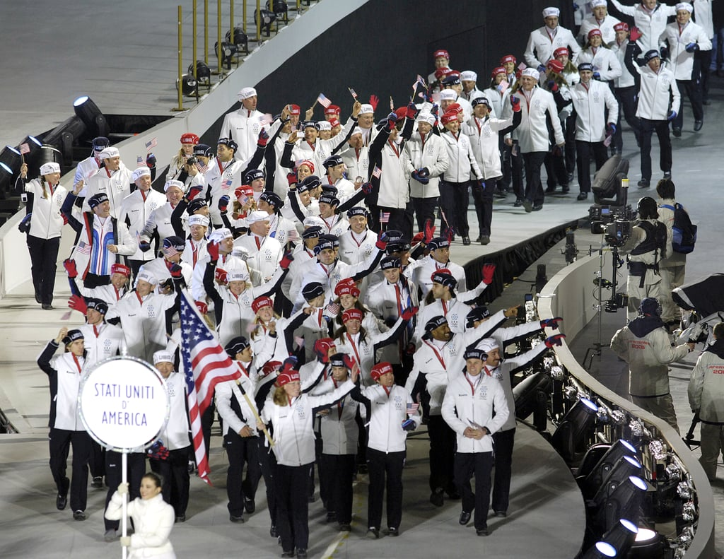 Team USA at the 2006 Winter Olympics