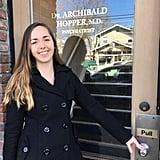 Dr. Archibald Hopper's Office