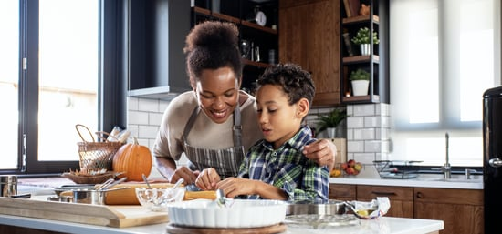 Kid-Friendly Recipes For Cooking Together at Home