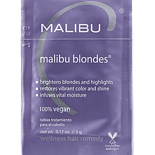 Malibu C Blondes Weekly Brightener Review
