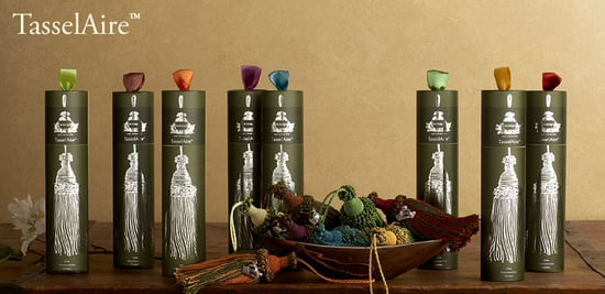 Cool Idea: Scented Tassels