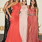 The Glamorous Red Carpet, Award-Filled Show, Backstage, and Star-Studded Afterparties — See All the Emmys Pictures!