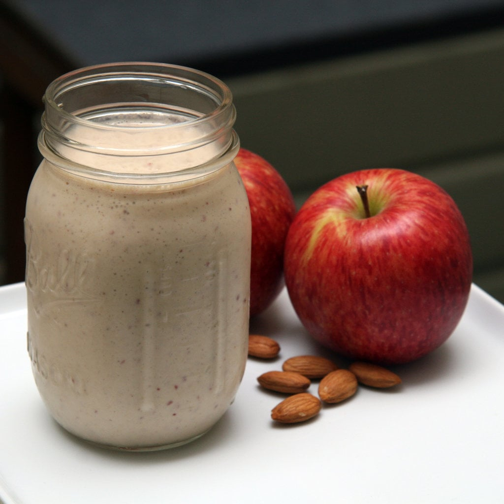 Almond Apple Smoothie