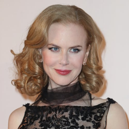 Nicole Kidman Makeup and Hair in Vienna | Poll