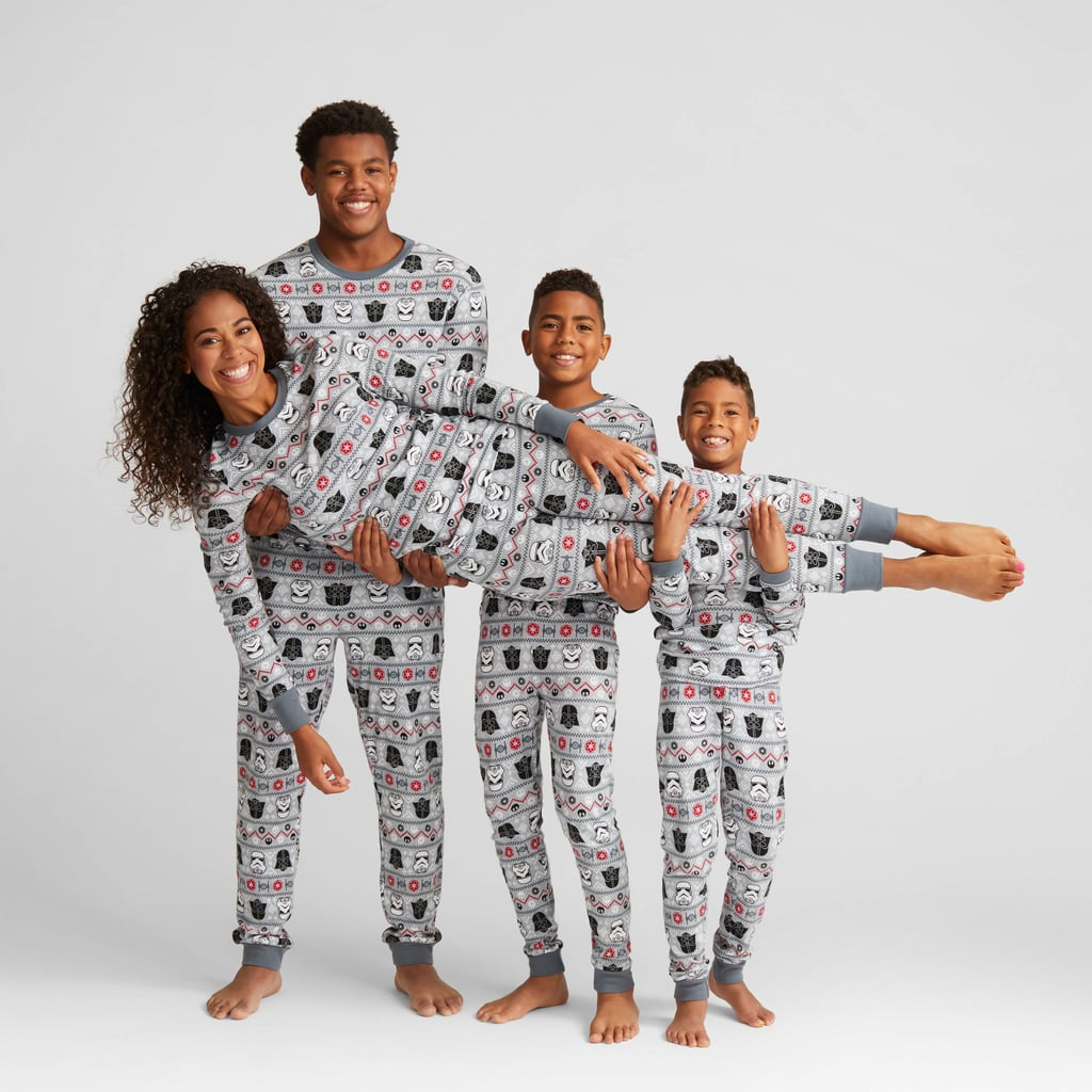 star wars family pajamas collection - Star Wars Christmas Pajamas
