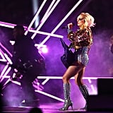 Every One of Lady Gaga's Super Bowl Outfits Is Worth Seeing