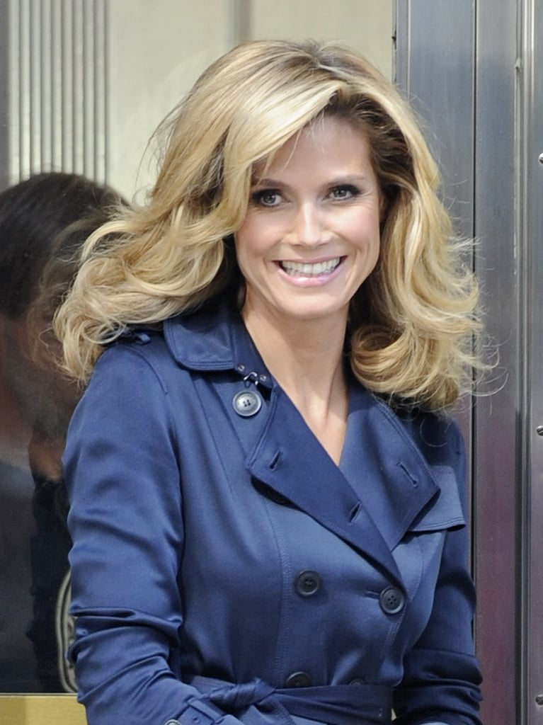 Behind-The-Scenes on Heidi Klum's Latest Commerical