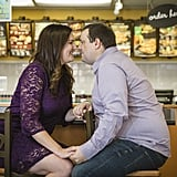 Taco Bell Engagement Shoot