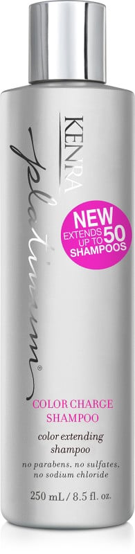 Kenra Professional Platinum Color Charge Shampoo