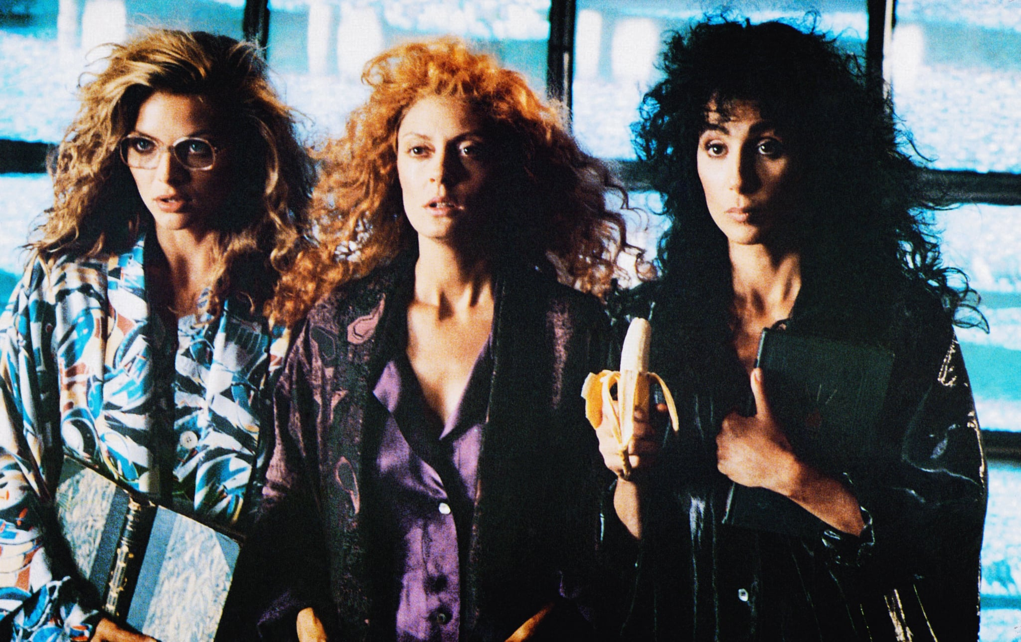 The Witches Of Eastwick Movies Turning 30 In 2017 Popsugar Celebrity Uk Photo 2