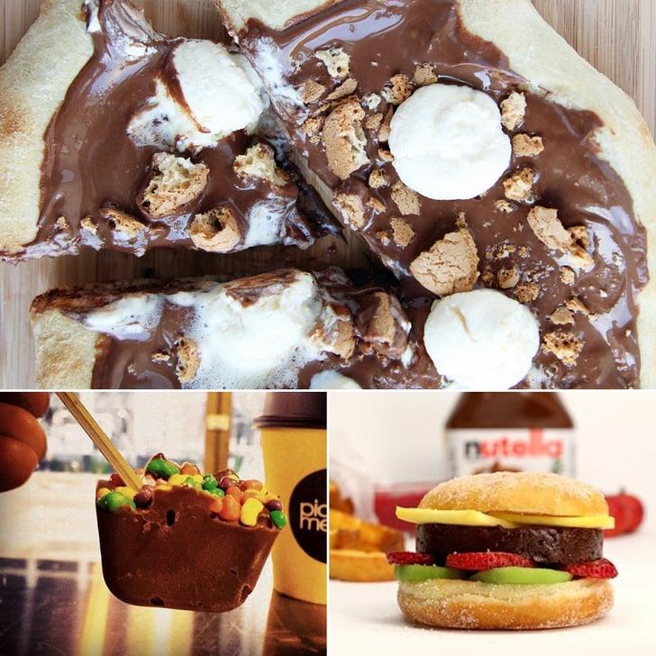 Crazy Ways to Get Your Nutella Fix