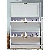 Rebrilliant Shoe Storage Cabinet