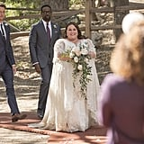 Kate Wore the Pinterest-Worthy Wedding Dress of Your Dreams on This Is Us