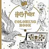 Harry Potter Coloring Book: Scholastic