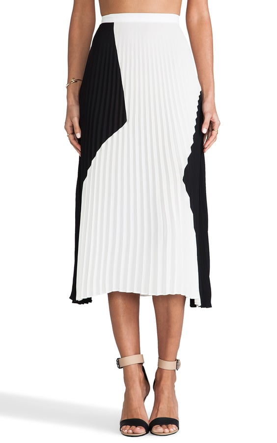 Charles Henry Pleated Skirt