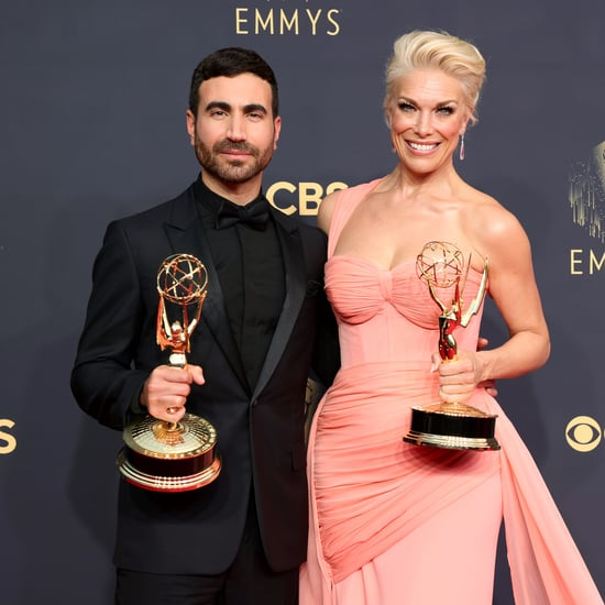 Ted Lasso Cast at the Emmys 2021