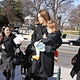Jessica Alba and Honor Fly Across America to Read With Camila Alves and Padma Lakshmi