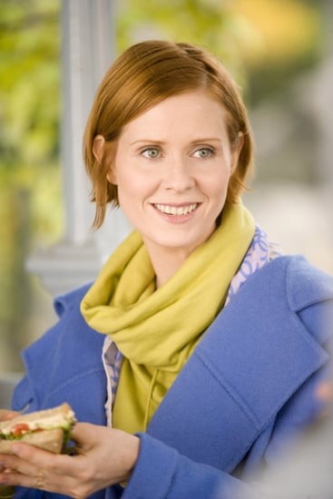 A Few Fab Words With Sex and the City's Cynthia Nixon