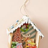 Gingerbread Home Ornament