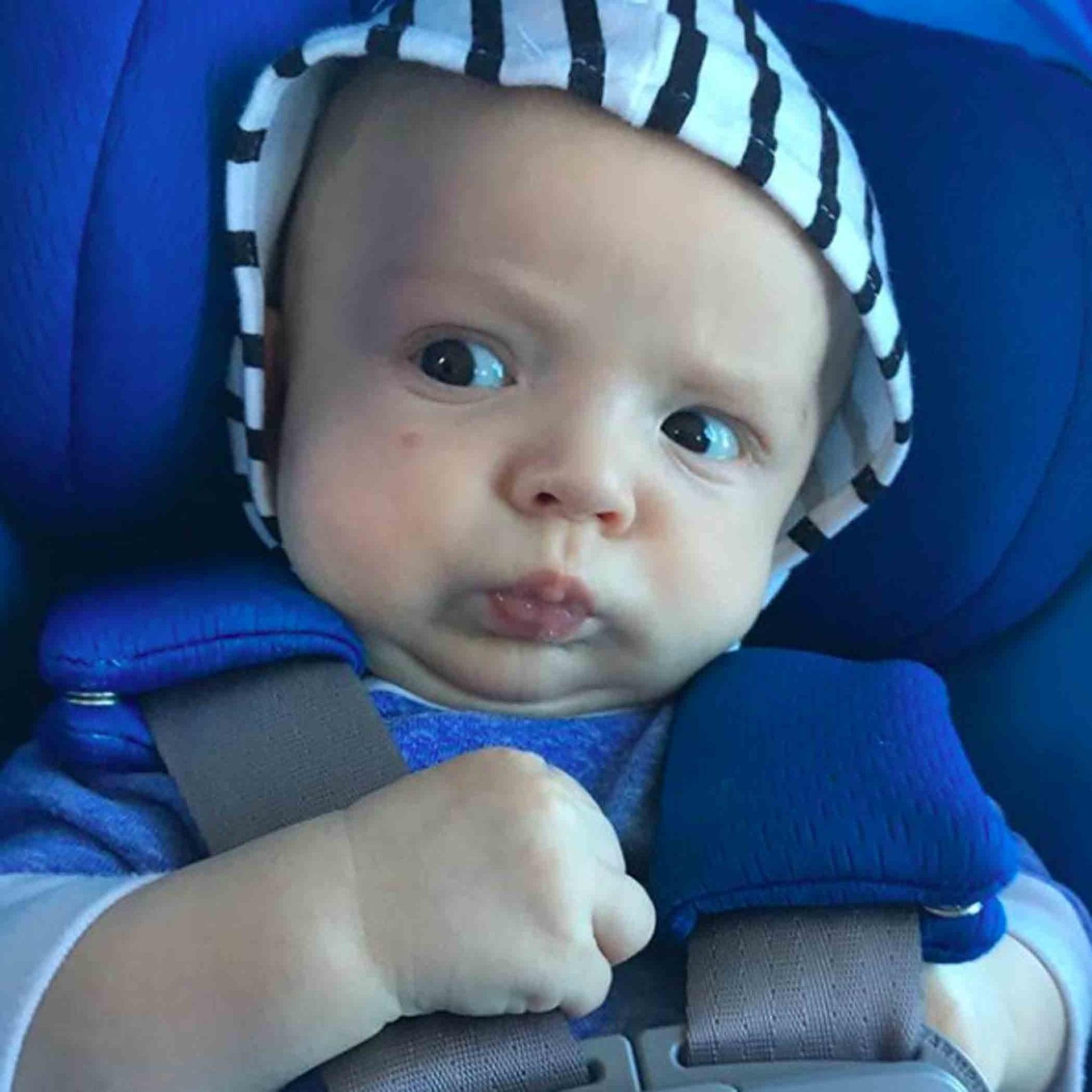 Katherine Heigl Mum Shamed For Son S Car Seat Popsugar Australia Parenting