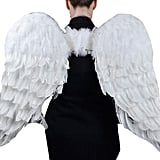 Adult Angel Wing in White