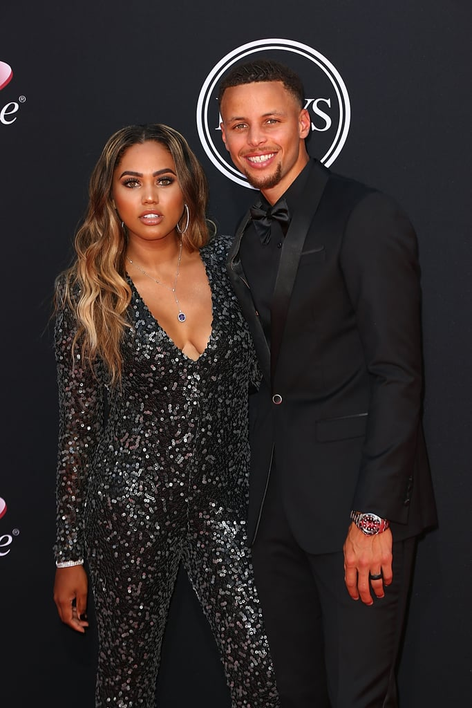 Steph Curry And Wife Ayesha Welcome Baby Girl ...