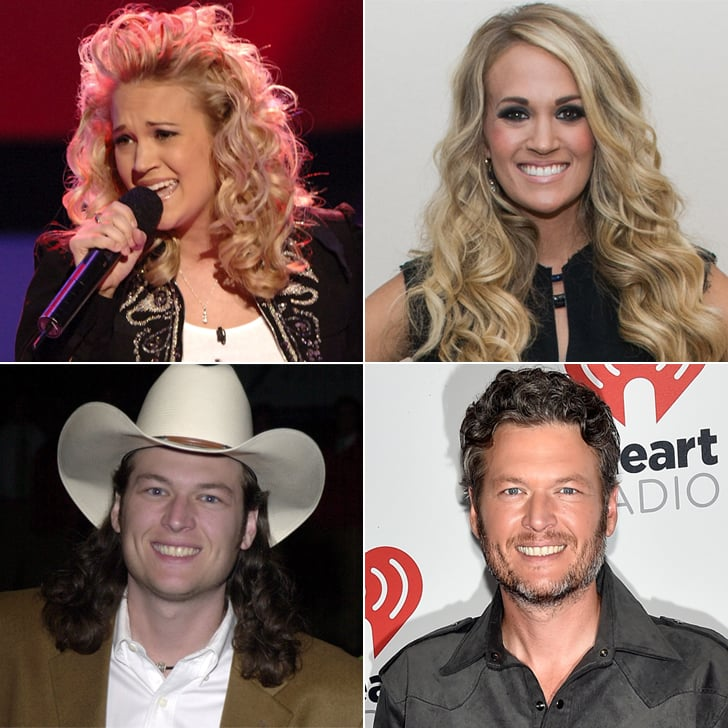 Country Singers Then And Now