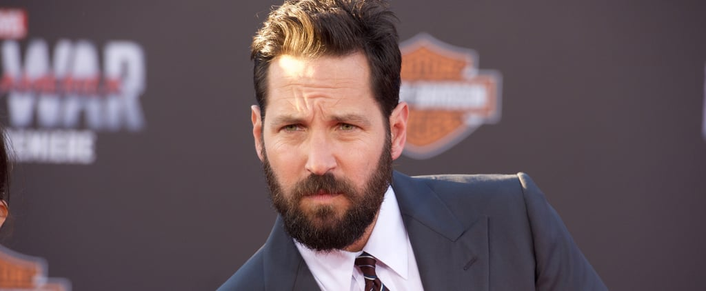 Paul Rudd's Reaction to This Young Fan Perfectly Captures Why You Love Him
