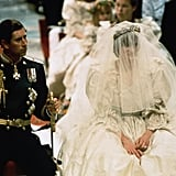 "Her wedding dress had the longest train in royal history. Her Emanuel dress, which reportedly cost $115,000, included a 25-foot-long train.  She left out a royal tradition in her wedding vows. Diana was the first royal bride to omit that she would ""obey"" her husband in her vows. Kate and William followed suit when they got married in 2011.  She had an affair with her son's horseback riding teacher. While Charles had an affair with Camilla Parker Bowles, there was a fourth person involved in his and Diana's love square: James Hewitt. He was initially hired to teach Diana, William, and Harry horseback riding before the two engaged in an affair back in the late '80s.  She lost her royal title after the divorce. After divorcing Prince Charles, Diana lost the title of her royal highness. While Queen Elizabeth II reportedly wanted her to keep it, Charles was ""adamant"" that she give it up. She was given the new title of Diana, Princess of Wales."