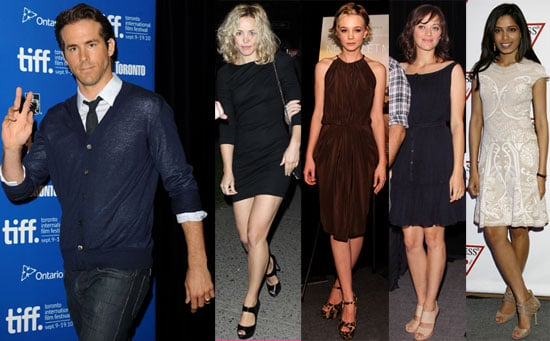 Pictures of Ryan Reynolds, Carey Mulligan, Hilary Swank at 2010 Toronto Film Festival 2010-09-13 13:32:10