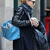 Ashley Olsen Tackles Her Big Apple Day in a Well-Accessorized Way