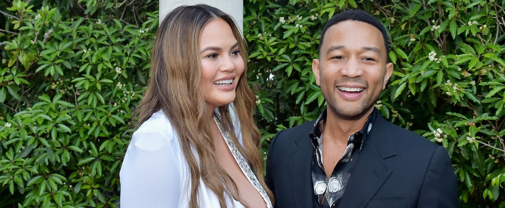 Chrissy Teigen on Preparing Luna For a Brother